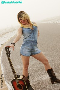Cortni Bird – Country Music Singer and Songwriter